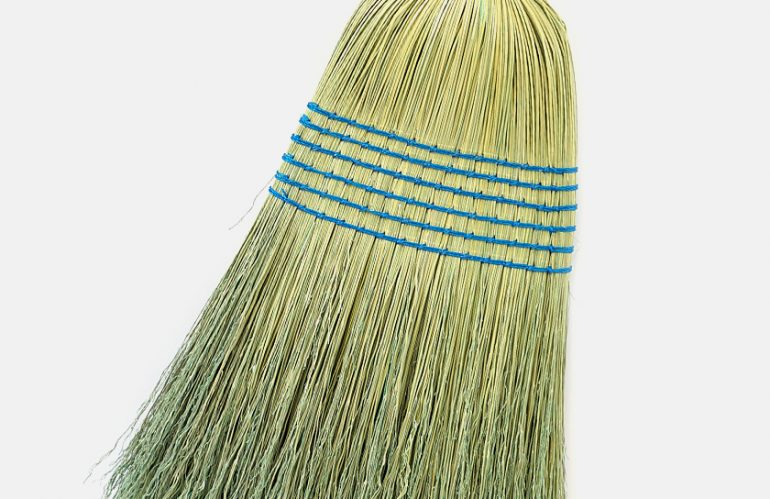 Premier Janitor Prison Corn Broom