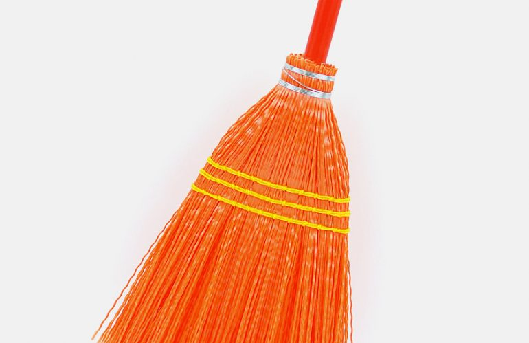 Premier Lobby Plastic Broom