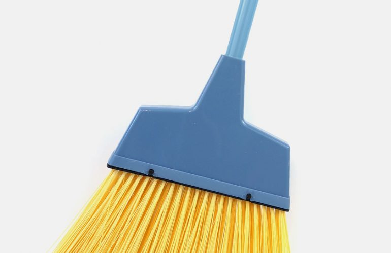 Premier Angle Plastic Broom