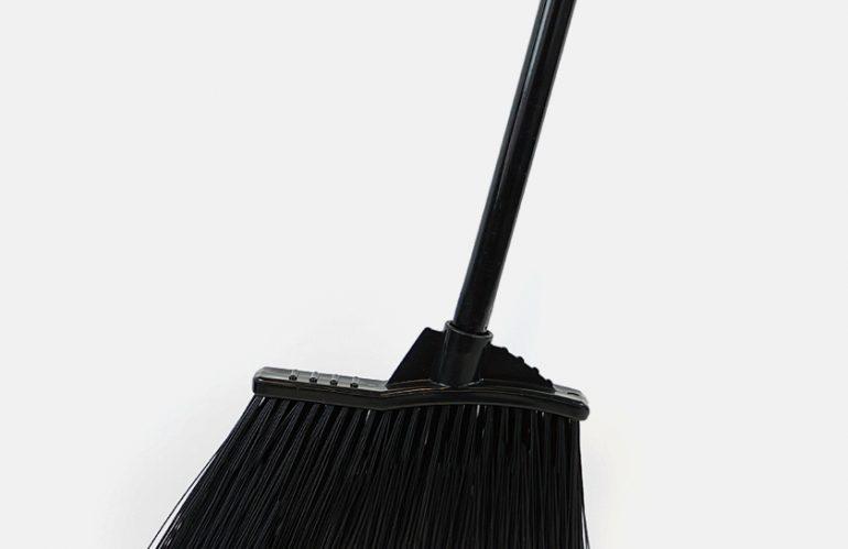 Premier Lobby Angle Plastic Broom