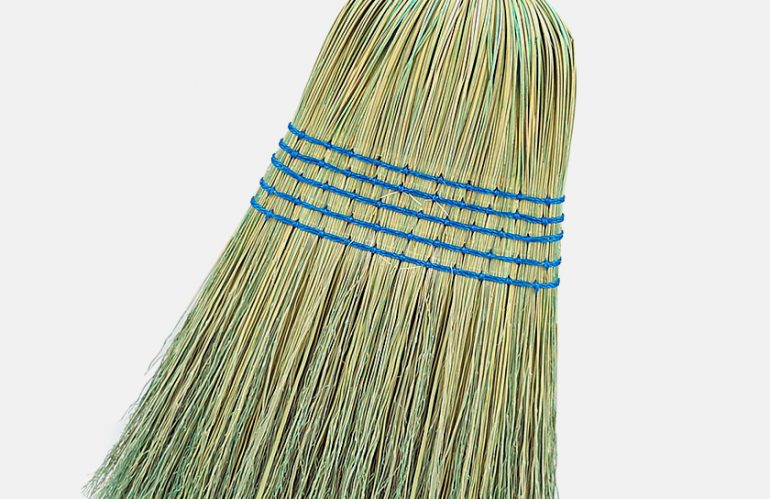 Premier Household Prison Corn Broom