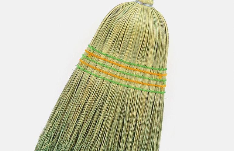 Premier Parlor Corn Broom